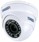 Вандалозащищенная 2Мп IP-камера TRASSIR TR-D8123ZIR3