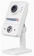 Компактная 2Мп IP-камера TRASSIR TR-D7121IR1 2.8