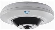 "Купольная IP-камера 1/2.5"" RVi-2NCF5034 (1.05)"