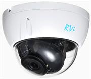 """Купольная IP-камера 1/3"""" RVi-IPC34VS (2.8)"""