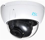 """Купольная IP-камера 1/2.7"""" RVi-IPC35VS (2.8)"""