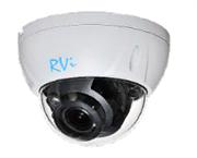 """Купольная IP-камера 1/3"""" RVi-IPC34VL (2.7-13.5)"""