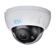 """Купольная IP-камера 1/2.8"""" RVi-1NCD2063 (2.7-13.5)"""