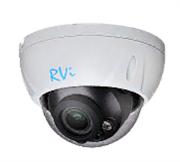 """Купольная IP-камера 1/3"""" RVi-1NCD4033 (2.8-12)"""