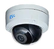 """Купольная IP-камера 1/2.8"""" RVi-2NCD2044 (2.8)"""