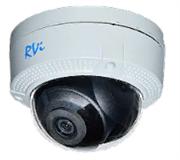 """Купольная IP-камера 1/2.8"""" RVi-2NCD2044 (12)"""