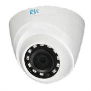 "Мультиформатная антивандальная камера 1/4"" RVi-HDC311B (2.8)"