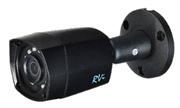 """Уличная цилиндрическая камера 1/2.7"""" RVi-HDC421 (2.8) (black)"""