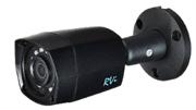 """Уличная цилиндрическая камера 1/2.7"""" RVi-HDC421 (6) (black)"""