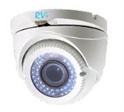 """Антивандальная камера 1/2.7"""" RVi-HDC321VB-T (2.8 мм)"""