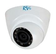 """Купольная камера 1/4"""" RVi-HDC311B-C (3.6 мм)"""