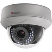 Купольная HD-TVI камера HiWatch DS-T227