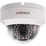 Уличная купольная IP камера HiWatch DS-N211