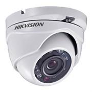 Уличная купольная HD-TVI камера HikVision DS-2CE56C0T-IRM