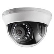 Внутренняя купольная HD-TVI камера Hikvision DS-2CE56C0T-IRMM