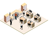 Бюджетное решение видеонаблюдения для офиса
