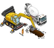Профессиональное решение IP видеонаблюдения на стройплощадке