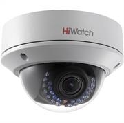 Уличная купольная IP камера HiWatch DS-I128