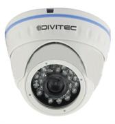 Купольная антивандальная AHD камера DIVITEC DT-AC7200VDF-I2