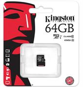 Карта памяти TransFlash 64Gb MicroSDHC Class 10