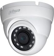 Купольная антивандальная HD CVI камера Dahua HAC-HDW1200MP-0360B-S3