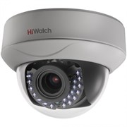 Купольная HD-TVI камера HiWatch DS-T207