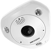 Панорамная FishEye IP-камера HikVision DS-2CD63C2F-IVS