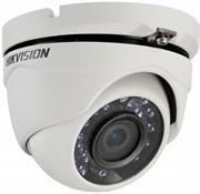 Уличная купольная HD-TVI камера HikVision DS-2CE56D0T-IRM