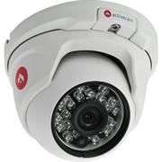 Уличная купольная вандалозащищенная IP-камера ActiveCam AC-D8121WDIR2