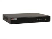 8-ми канальный гибридный Видеорегистратор HiWatch DS-H208U