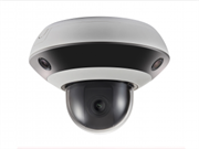 Панорамная FishEye IP-камера Hikvision DS-2PT3326IZ-DE3 (2.8-12mm)
