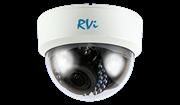 Купольная IP-камера RVi-IPC31S (2.8-12 мм)