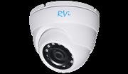 Антивандальная купольная IP-камера RVi-IPC33VB (2.8 мм)