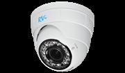 Антивандальная купольная IP-камера RVi-IPC34VB (3.0-12 мм)