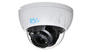 Антивандальная купольная IP-камера RVi-IPC32VL (2.7-12 мм)