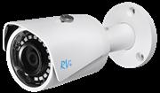 Уличная цилиндрическая IP-камера RVi-IPC41S V.2 (4 мм)