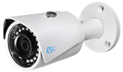 Уличная цилиндрическая IP-камера RVi-IPC42S V.2 (2.8 мм)
