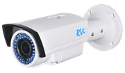 Уличная цилиндрическая IP-камера RVi-IPC42LS (2.8-12 мм)