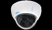 Скоростная поворотная купольная IP камера - (PZT) RVi IPC52Z4i