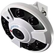 Панорамная IP камера FishEye ActiveCam AC-D9161IR2