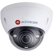 Вандалозащищенная купольная IP камера ActiveCam AC-D3163WDZIR5