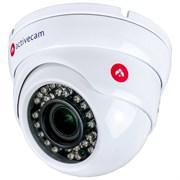 Вандалозащищенная купольная IP камера ActiveCam AC-D8123ZIR3