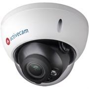 Вандалозащищенная купольная IP камера ActiveCam AC-D3123WDZIR3