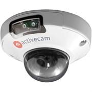 Вандалозащищенная купольная IP камера ActiveCam AC-D4151IR1