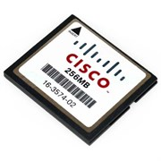 Память Cisco MEM-CF-256MB=