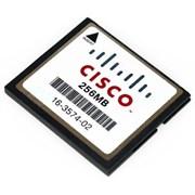 Память Cisco MEM-CF-256MB