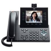 Телефон Cisco IP Phone CP-9951-C-CAM-K9=