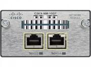 Сетевой модуль Cisco C3KX-NM-10GT=