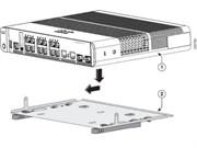 Крепление Cisco CMPCT-MGNT-TRAY