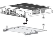 Крепление Cisco CMPCT-DIN-MNT